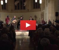 Squeezeband Jazz in church Biel Bienne Reto Weber